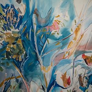 Afrodite Papadouli's exhibition