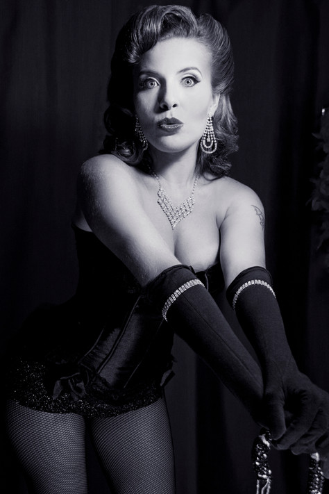 Charlie Burgio Photography Burlesque-12.