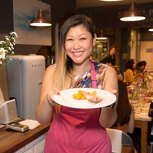 """NC Supper Clubs  Wincie Wong's """"Burmese Kitchen"""""""