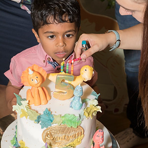 Reyaan & Aadyan Birthday