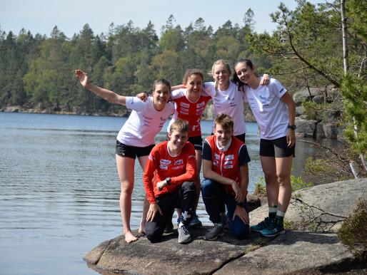 Junioren-TL in Göteborg und NWK-TL in Ependes