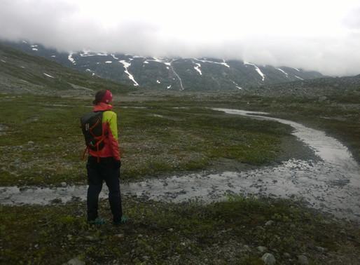 Runon ja rajaton trail - About the dream...