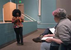 Sheree Renee Thomas at ASFA CW