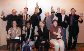Sheree World Fantasy Award Winners 2001.