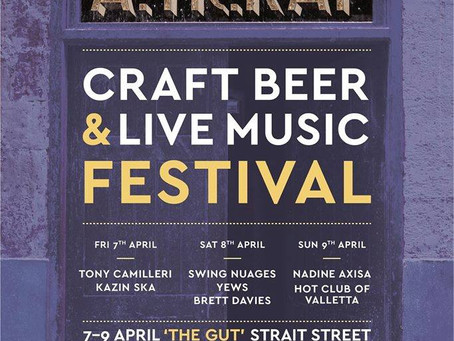Craft Beer and Live Music Festival