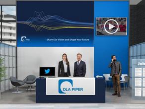 Virtuelle Karrieremesse von Legal Tribune Online