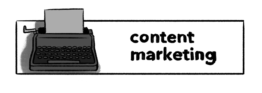 copywriting nad content marketing