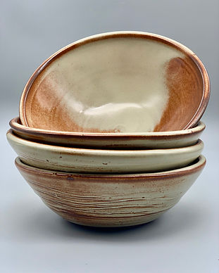 Glazed Over Ceramics Orinda Kate Chenok entree bowls dinnerware