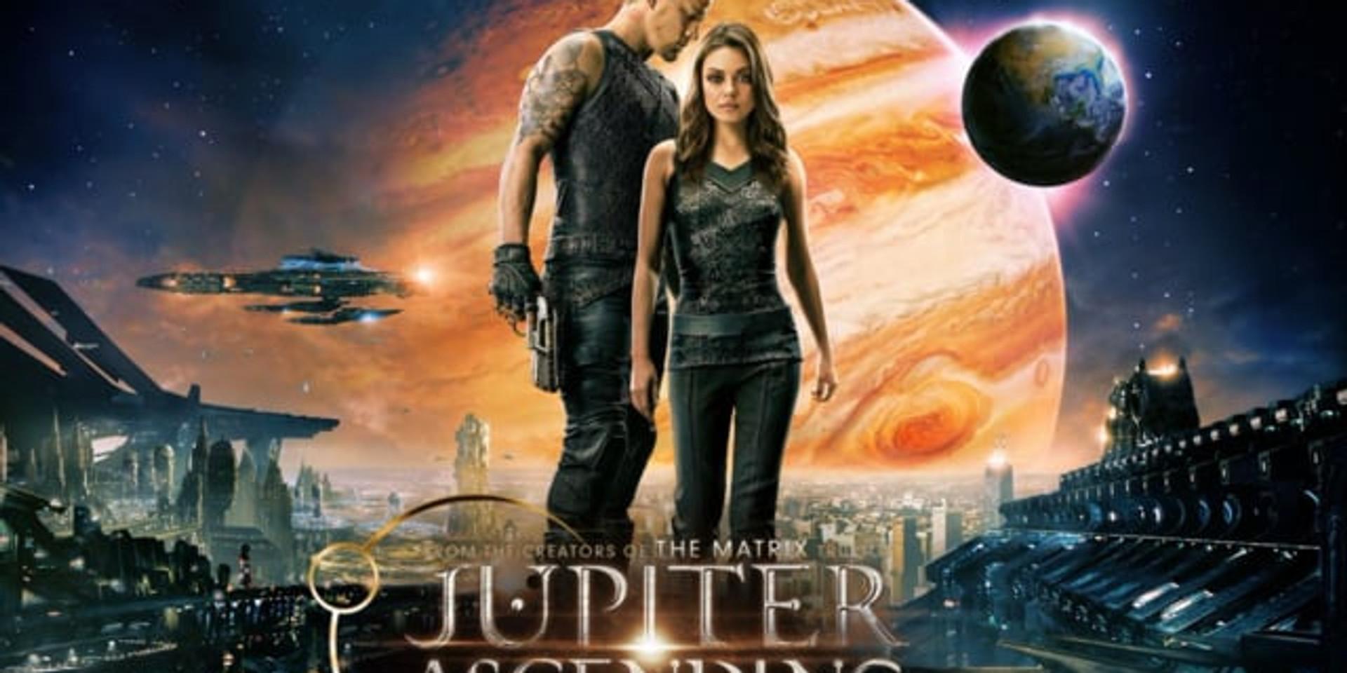 Jupiter Ascending - VFX