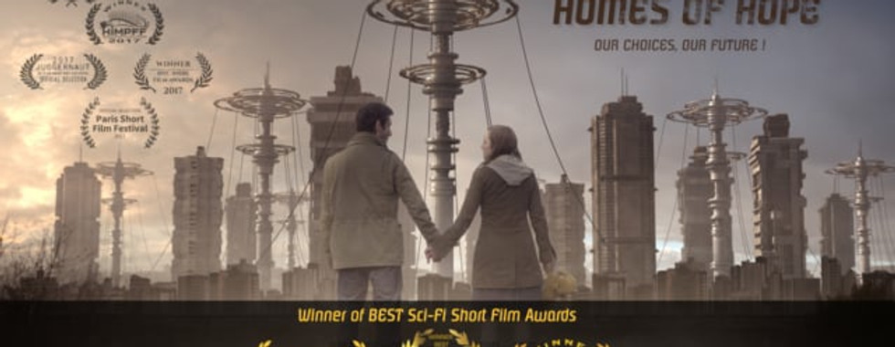 Homes of Hope Trailer