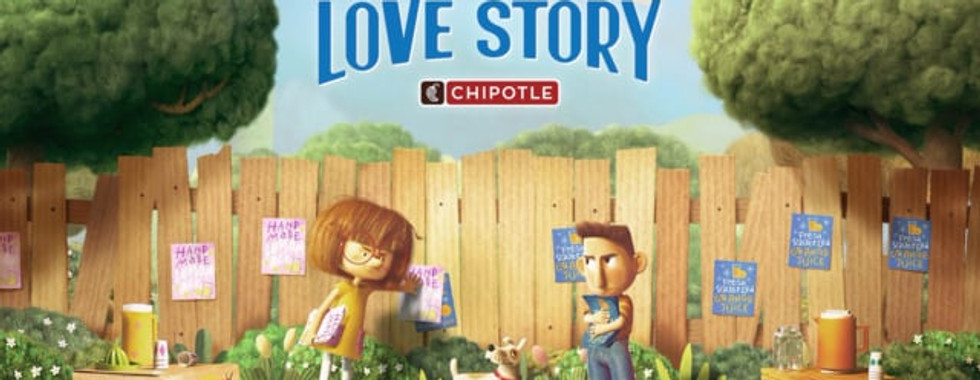 Chipotle - A Love Story