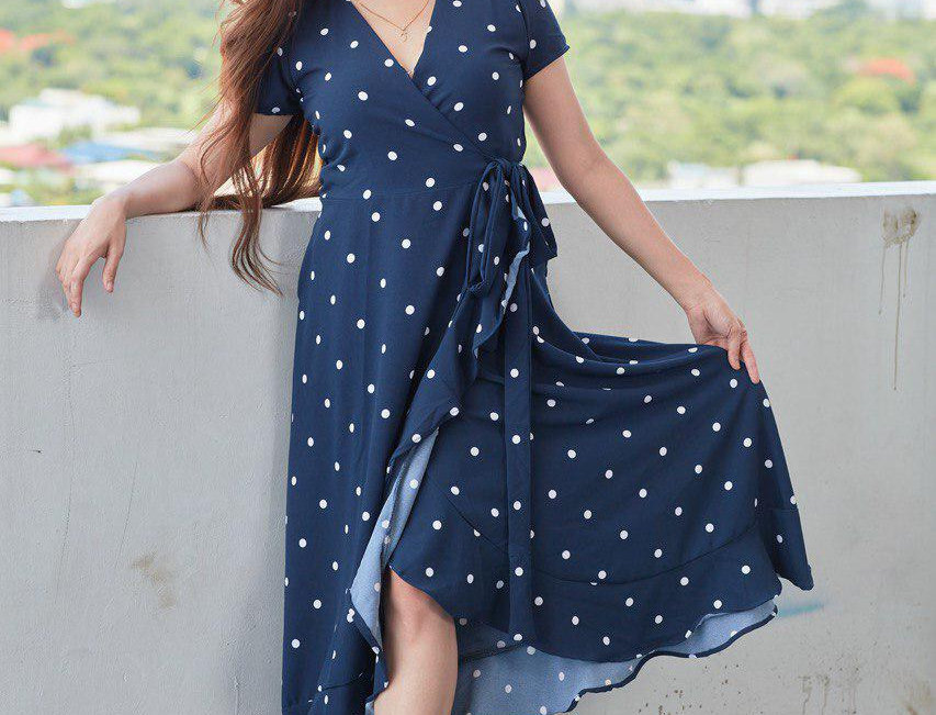 Bianca Maxi Dress