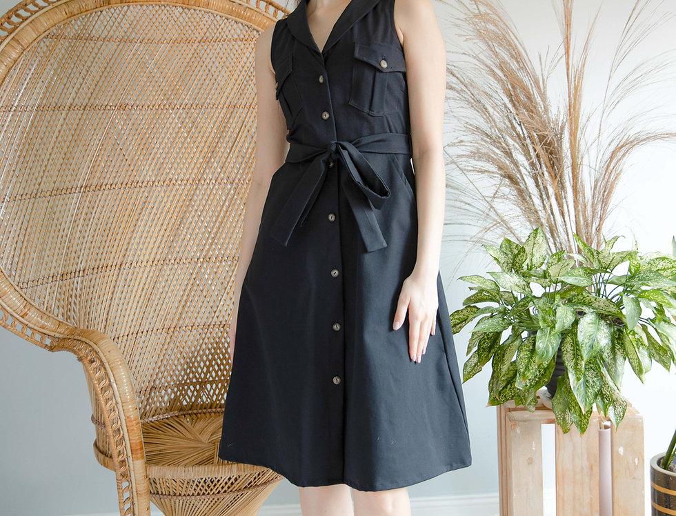 Lucy Dress- Black