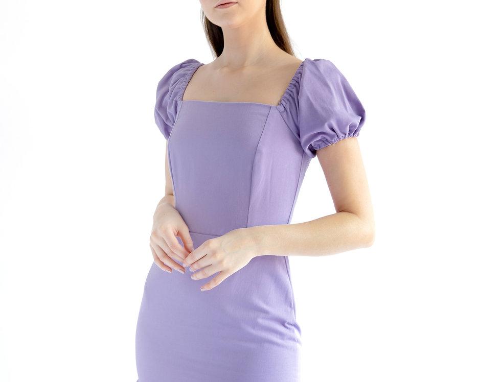 Bridget Dress- Lilac