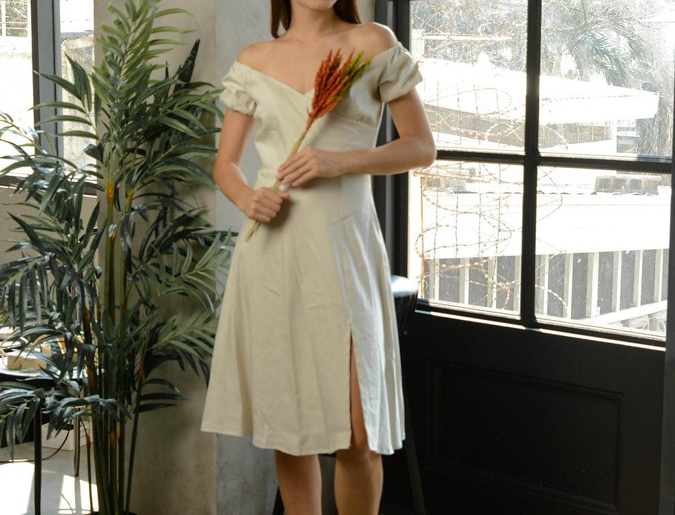 Kate Dress- Cream