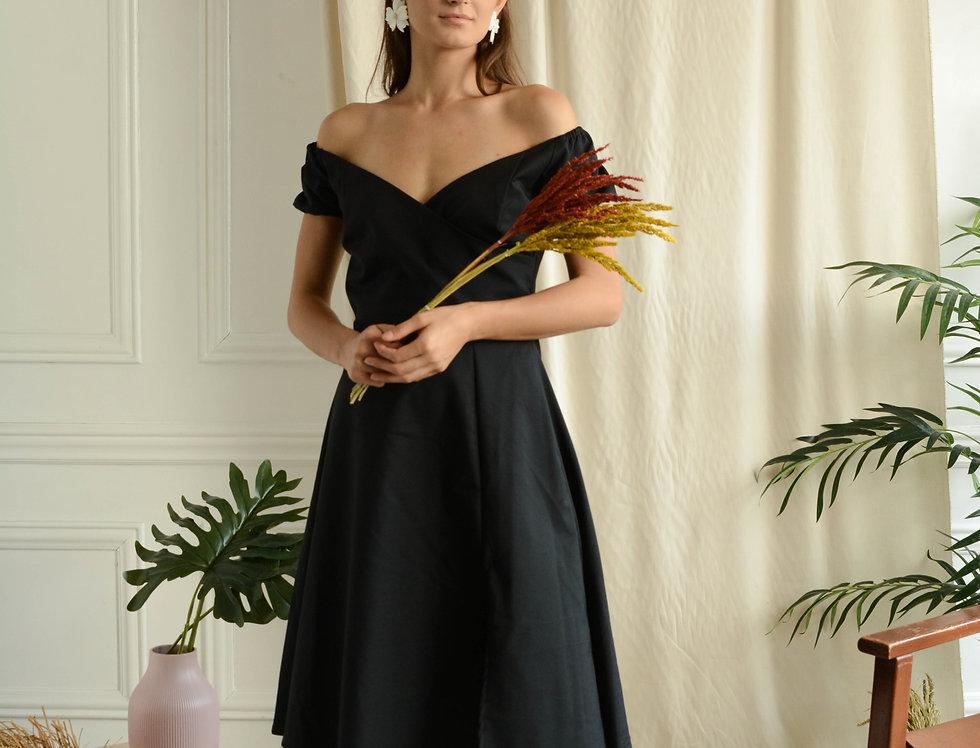 Kate Dress- Black