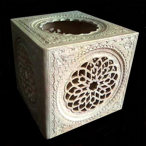 Lampe artisanale byzantine N°1, Sharanga Design