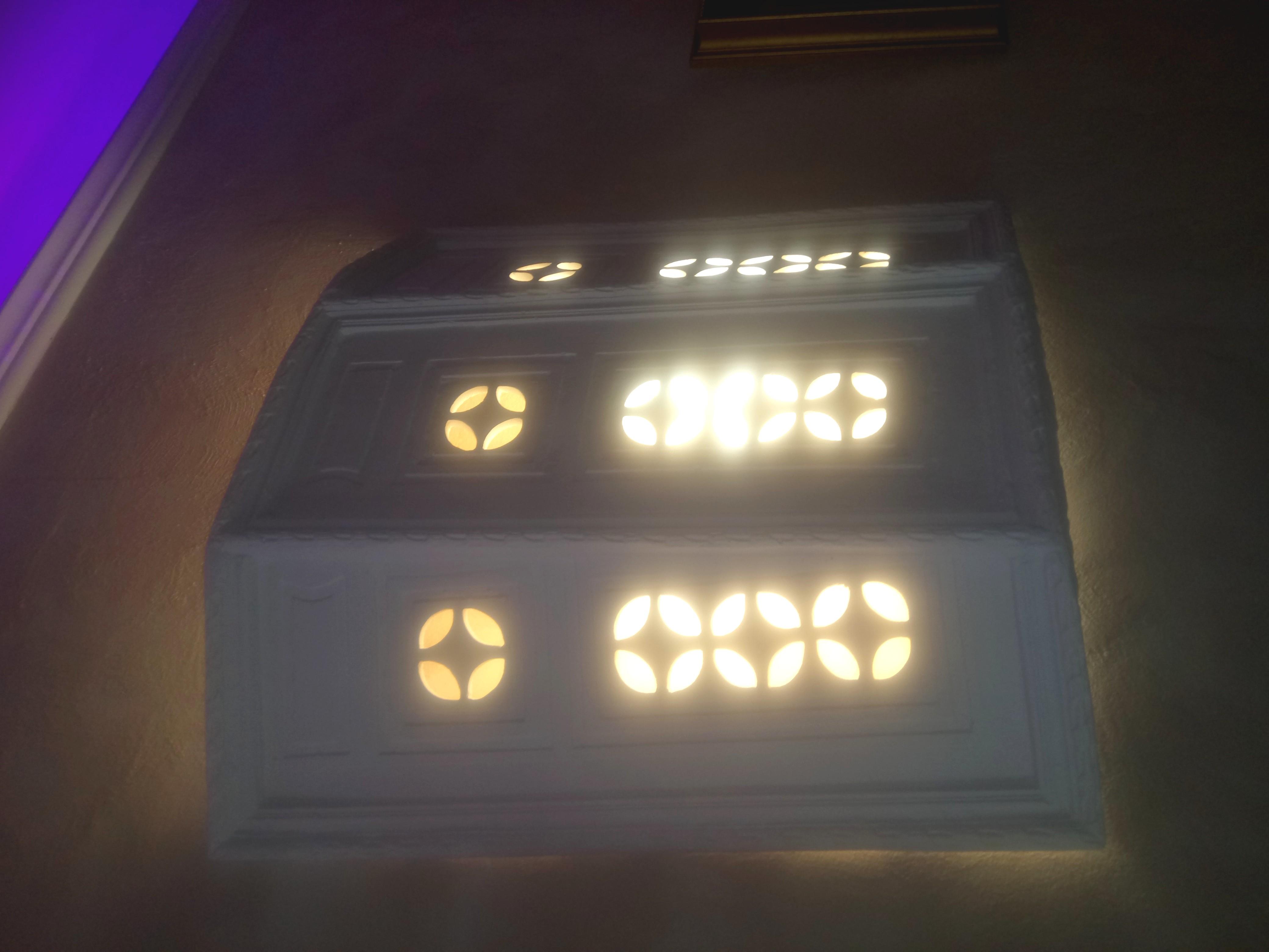 Appliques luminaires Sharanga