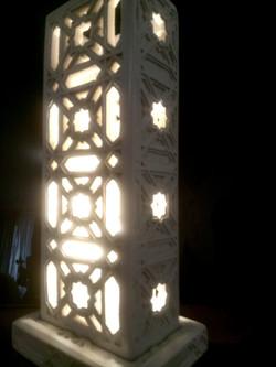 Lampoe marocaine, déco Sharanga
