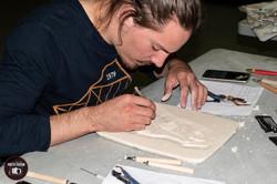 Ateliers sculpture et moulage