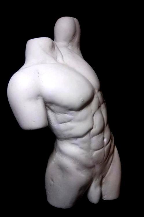 Sculpture buste masculin - Sharanga-Design