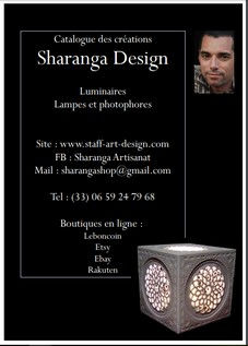 Catalogue Sharana Design