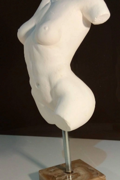 Sculpture buste féminin - Sharanga-Design