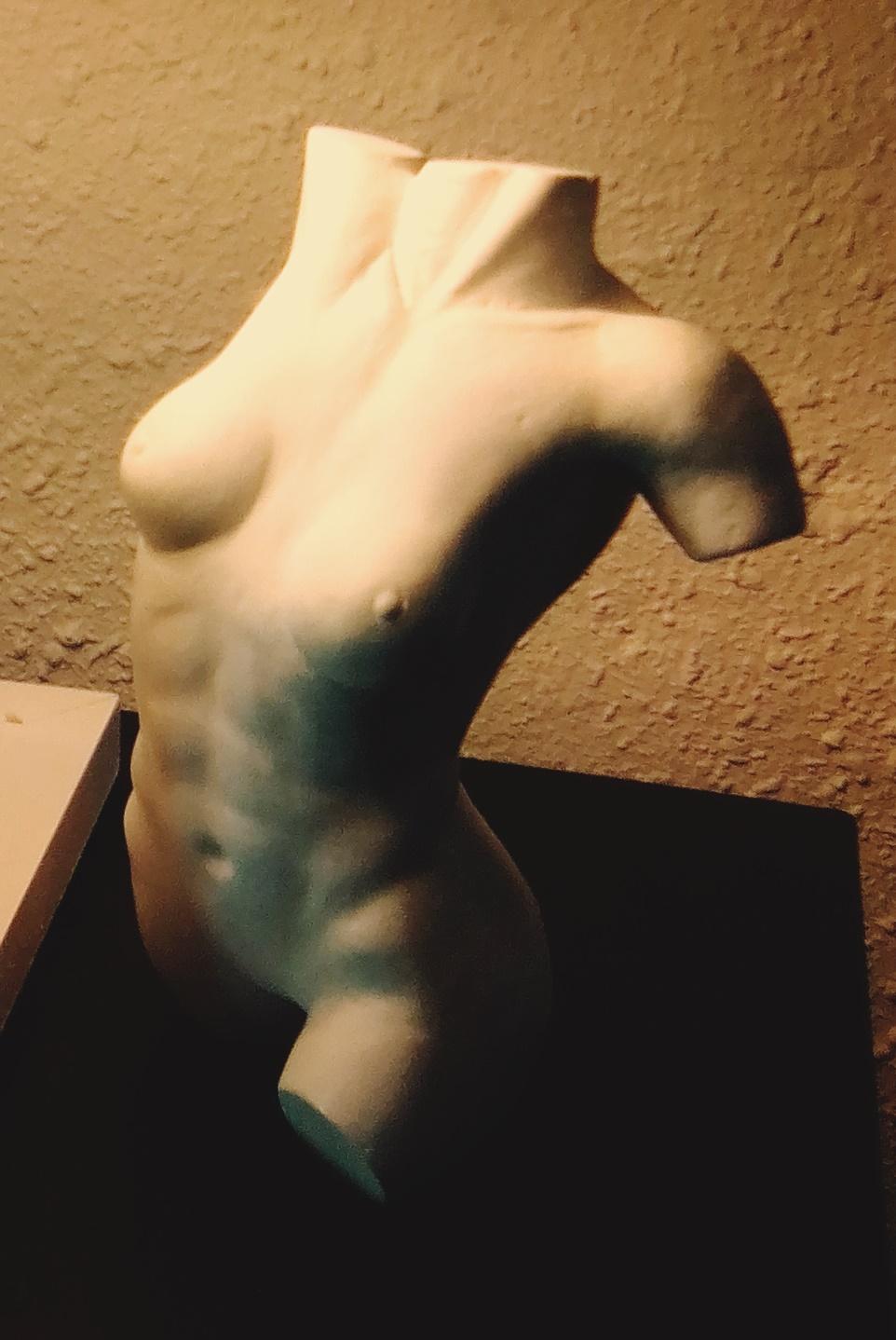 Buste féminin création Sharanga