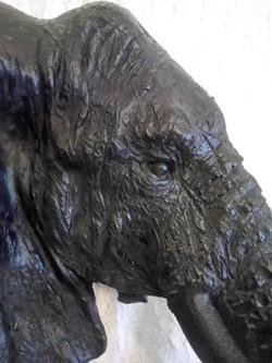 Elephant artisanal Sharanga-Design
