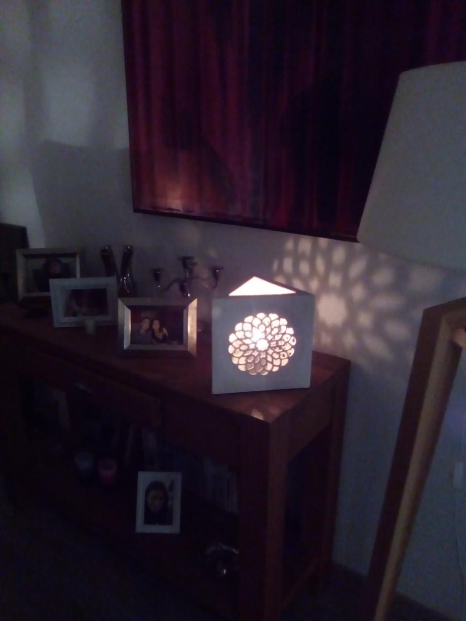 Lampe marocaine, lanterne photophore