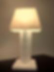 Lampe sur pied design marocain
