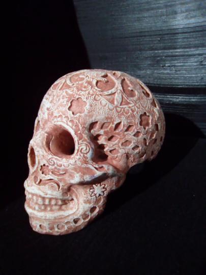 Crânes artisanal Sharanga-Design