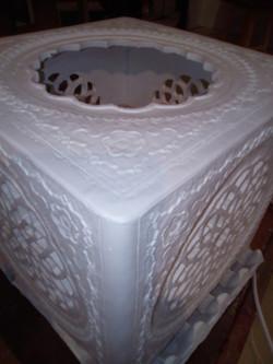 Lampe marocaine, art sharanga
