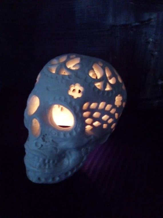 Crâne lanterne Sharanga-Design