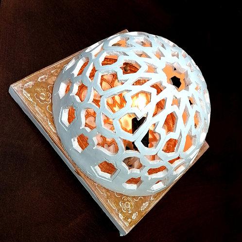 Applique demi-sphère byzantine - Création Sharanga-design