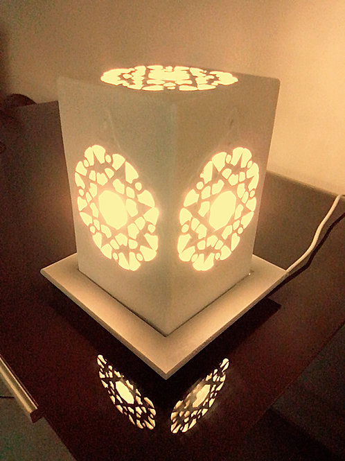 Lampe lanterne Andalouse - Sharanga Design