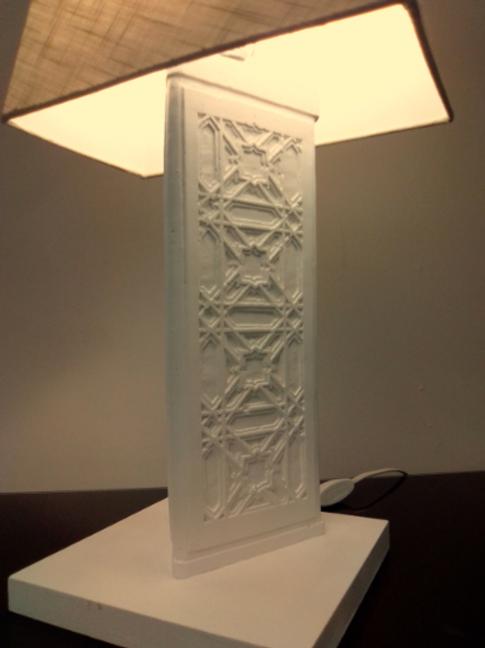 Lampe sur pied design marocain - Sharanga Design