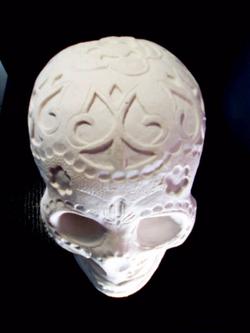 Crâne artisanal Sharanga-Design