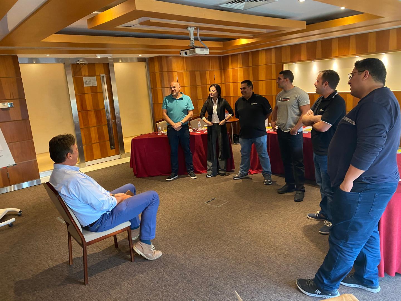 Team Workshop - Mercury Marine