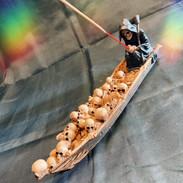 Ferryman incense burner £15