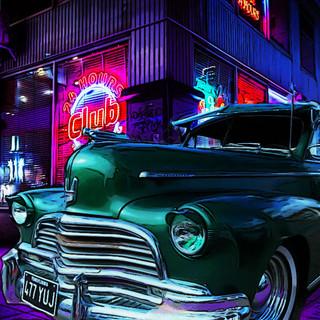 46 Chevy an American Night club