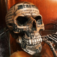 Dracula skull £25
