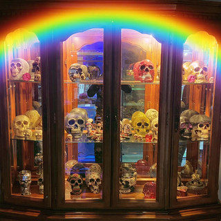Our Display cabinet