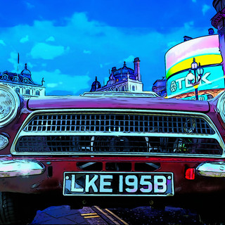 Cortina now in the West End