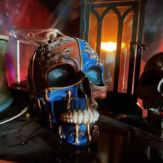 Medieval Skull £30
