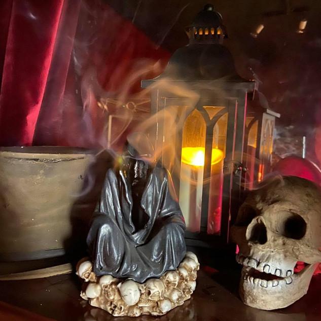 Incense Burner £20