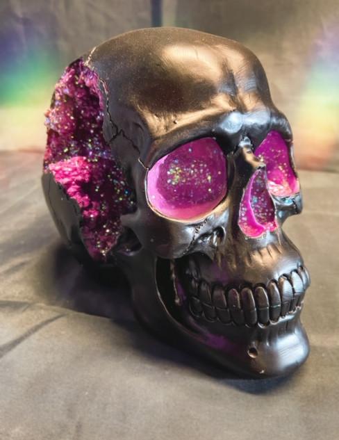 Geode skull £20