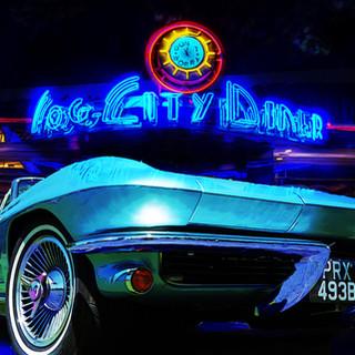 Corvette now at Fog City Diner