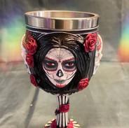 day of dead goblet £35