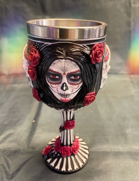 day of dead goblet £35